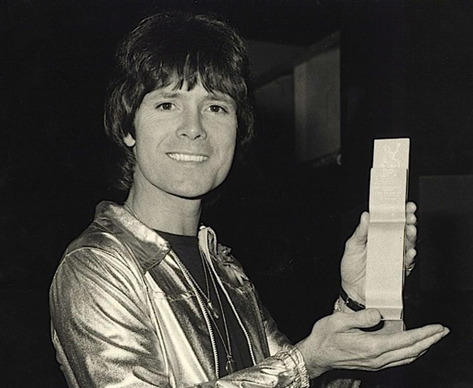 Clif Richard, BRITS 1977