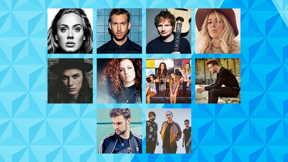Adele - 'Hello', Calvin Harris & Disciples - 'How Deep Is Your Love', Ed Sheran & Rudimental - 'Bloodstream', Ellie Goulding - 'Love Me Like You Do', James Bay - 'Hold Back The River', Jess Glynne - 'Hold My Hand', Little Mix - 'Black Magic', Olly Murs ft. Demi Lovato - 'Up', Philip George - 'Wish You Were Mine' and Years & Years - 'King' are nominated for British Single at the BRITs 2016