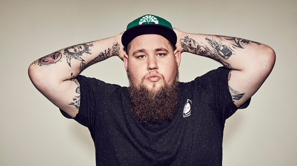 Rag'n'Bone Man is nominated for British Breakthrough