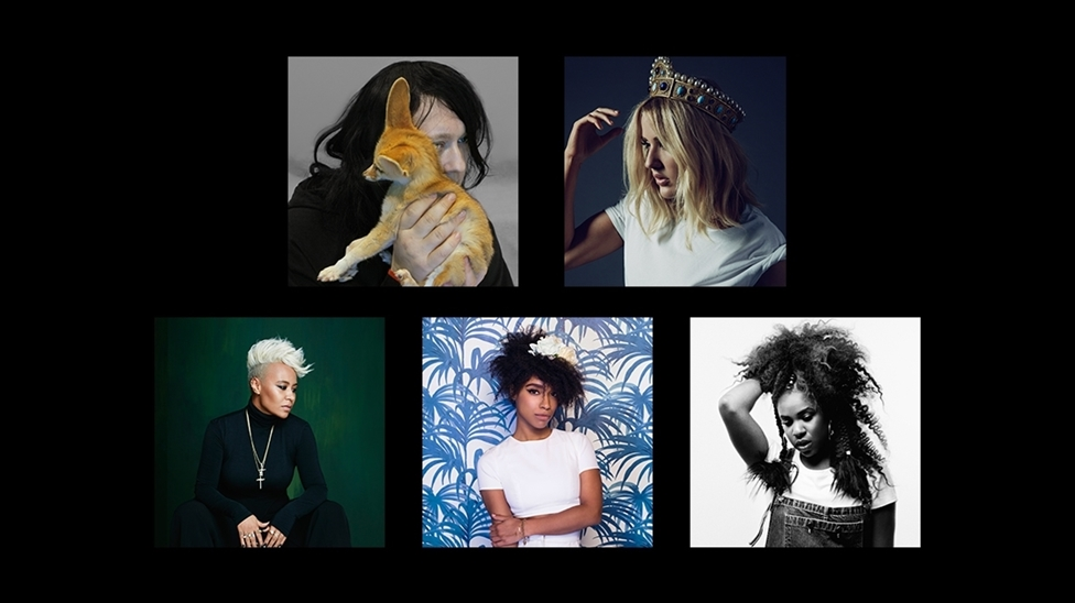 Anohni, Ellie Goulding, Emeli Sandé, Lianne La Havas and Nao are nominated for British Female