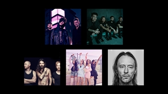 The 1975, Bastille, Biffy Clyro, Little Mix and Radiohead are nominated for British Group