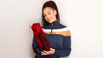 Jorja Smith wins BRITs Critics' Choice 2018