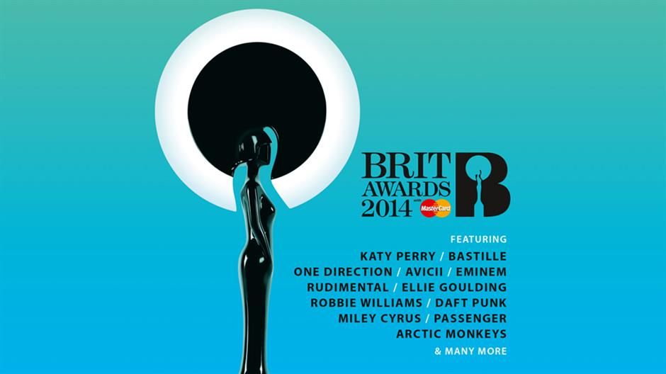BRITs Awards 2014: The Album - Out Now