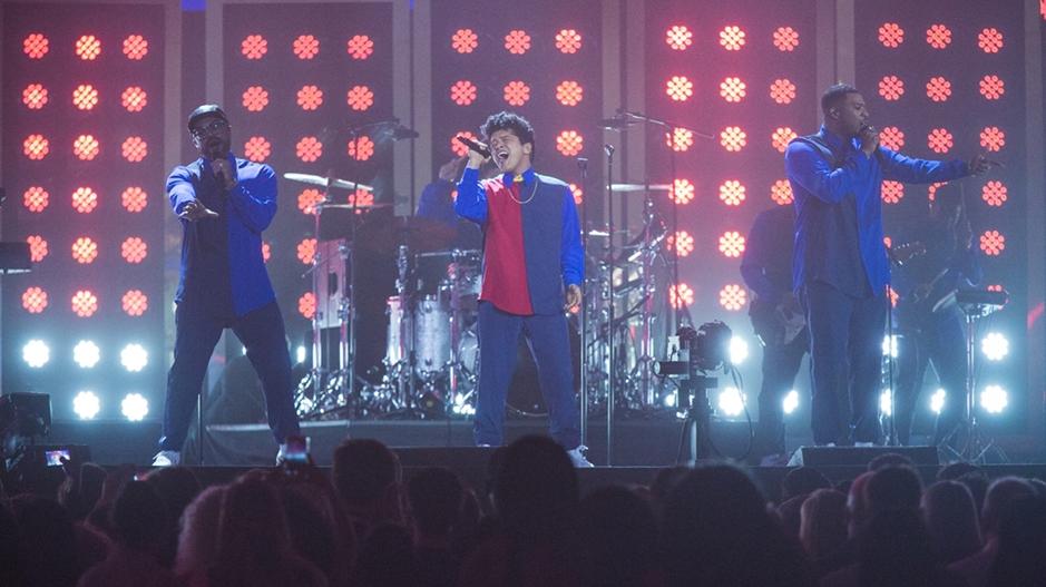 Bruno Mars - 'That's What I Like'