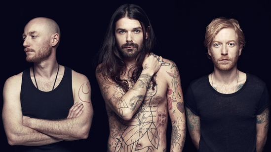 Biffy Clyro to headline BRITs Week