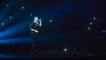 Chris Martin - George Michael Tribute