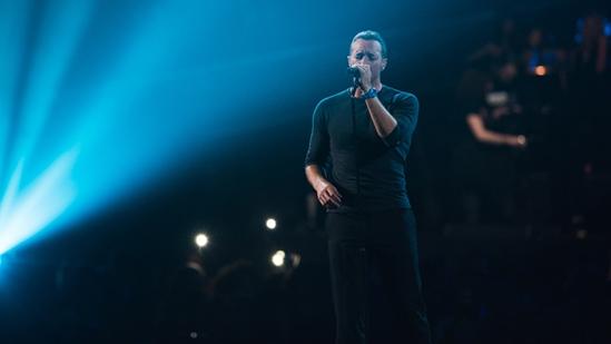 Chris Martin - George Michael Tribute