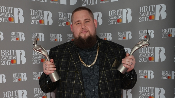 Rag'n'Bone Man - British Breakthrough Act