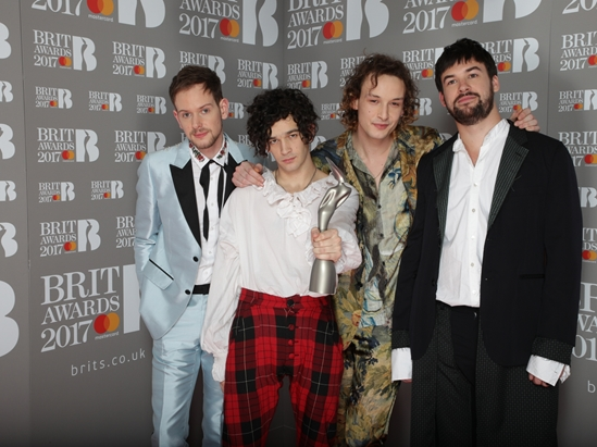 The 1975 -  British Group