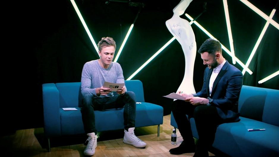 Caspar Lee and Calum Scott - 'Dot To Dot'   BRIT<span class='lowercase'>s</span> 2017