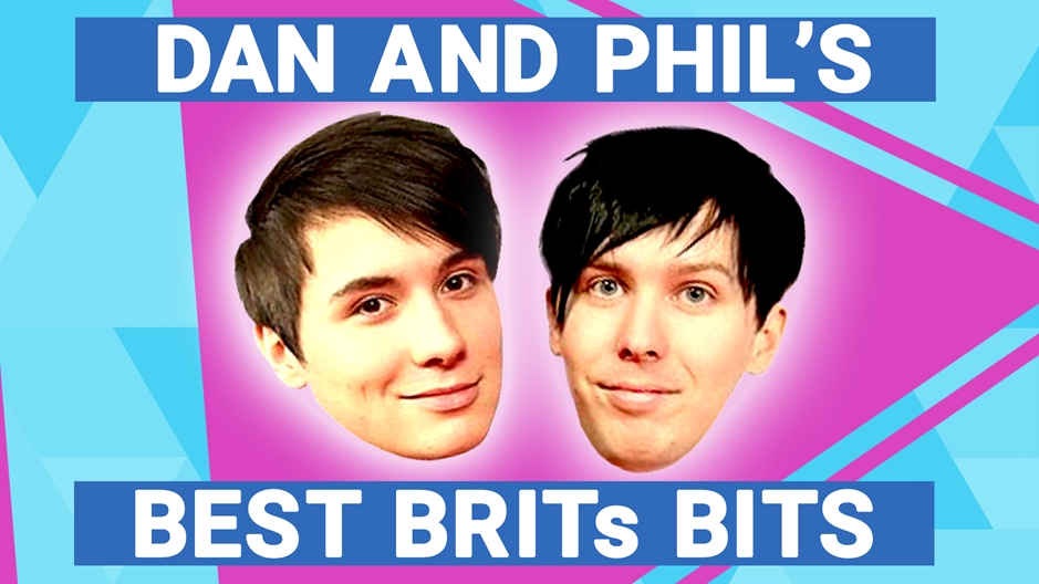 Dan & Phil's Best BRIT<span class='lowercase'>s</span> Bits