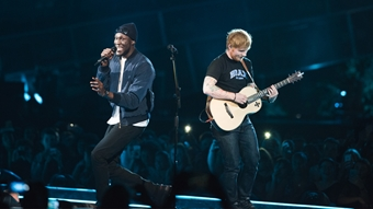 Ed Sheeran – 'Castle On The Hill & Shape Of You' feat. Stormzy