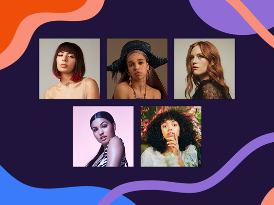 Female Solo Artist nominees announced!
