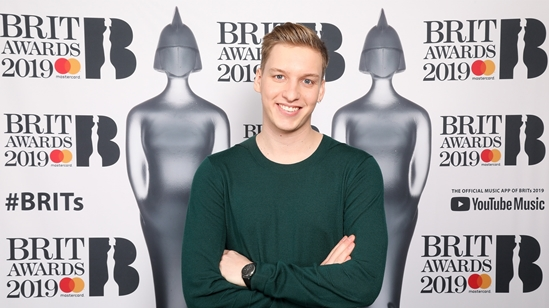 George Ezra - The BRITs Are Coming