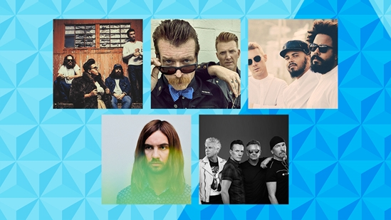 Alabama Shakes, Eages of Death Metal, Major Lazer, Tame Impala and U2 are nominated for International Group at the BRITs 2016