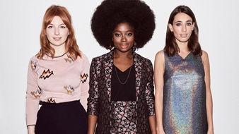 Alice Levine, Clara Amfo and Laura Jackson to host Red Carpet and Backstage at The BRITs 2017