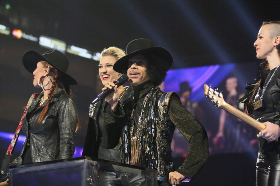 Prince | BRITs 2014