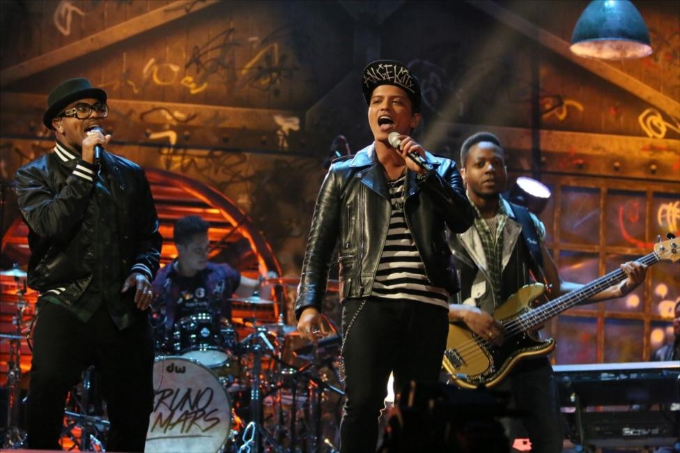 Bruno Mars | BRITs 2014