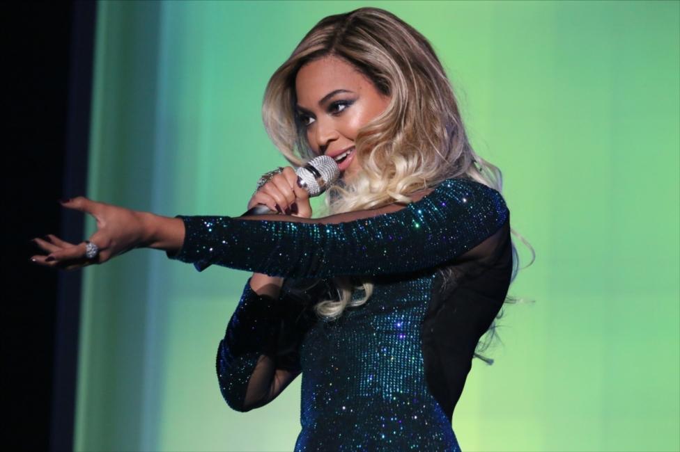 Beyonce | BRITs 2014