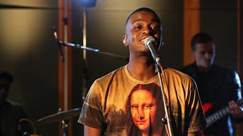 George The Poet - Critics' Choice Session