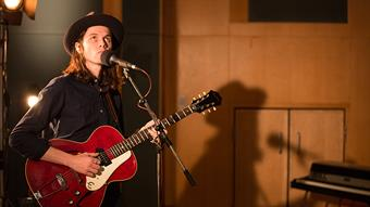 James Bay - Critics' Choice Session