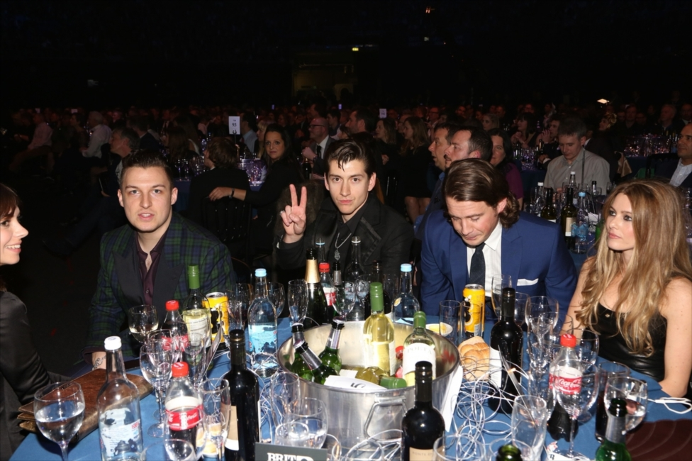 Arctic Monkeys | BRITs 2014