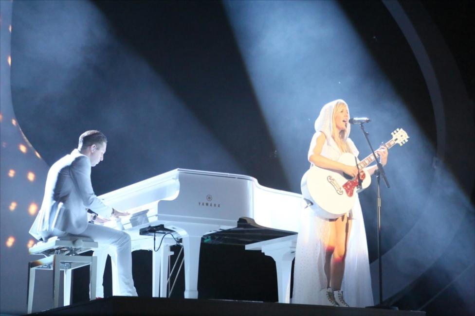 Ellie Goulding | BRITs 2014