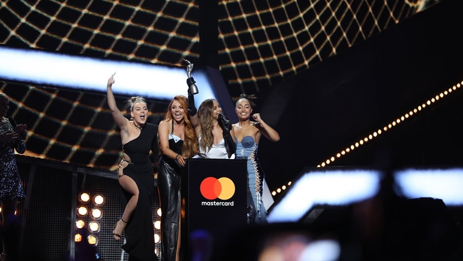 'Shout Out To My Ex' by Little Mix wins British Single