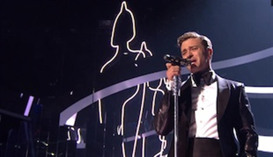 Brits 2013 performances for Mirror justin timberlake