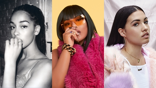 2018 Critics' Choice nominees - Jorja Smith, Stefflon Don and Mabel