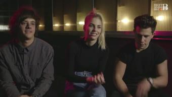 London Grammar talk about their nomination