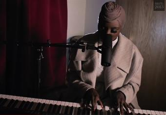 Laura Mvula 'She' | BRITs 2013 Session EXCLUSIVE
