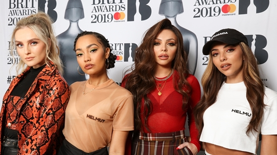 Little Mix - The BRITs Are Coming