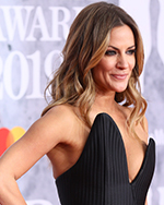 Caroline Flack on the Red Carpet at The BRIT<span class='lowercase'>s</span> 2019