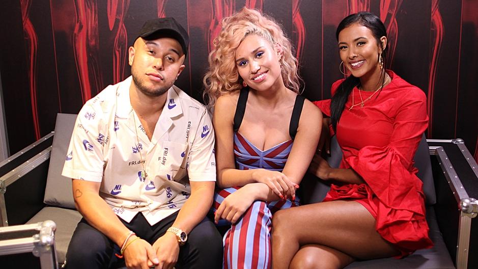 Jax Jones & Raye Interview with Maya Jama
