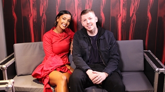 Professor Green Interview with Maya Jama