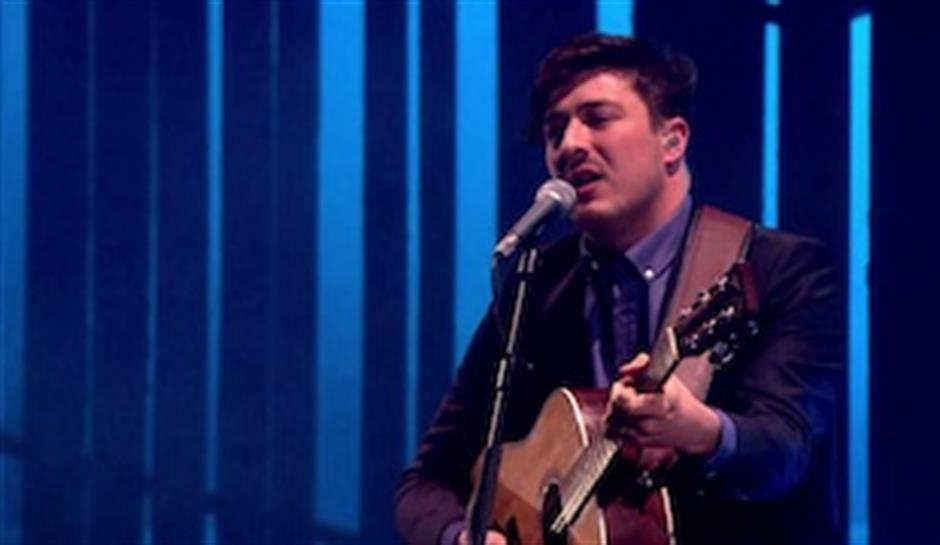 Mumford and Sons 'I Will Wait'