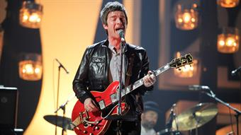 Noel Gallagher's High Flying Birds perform Live