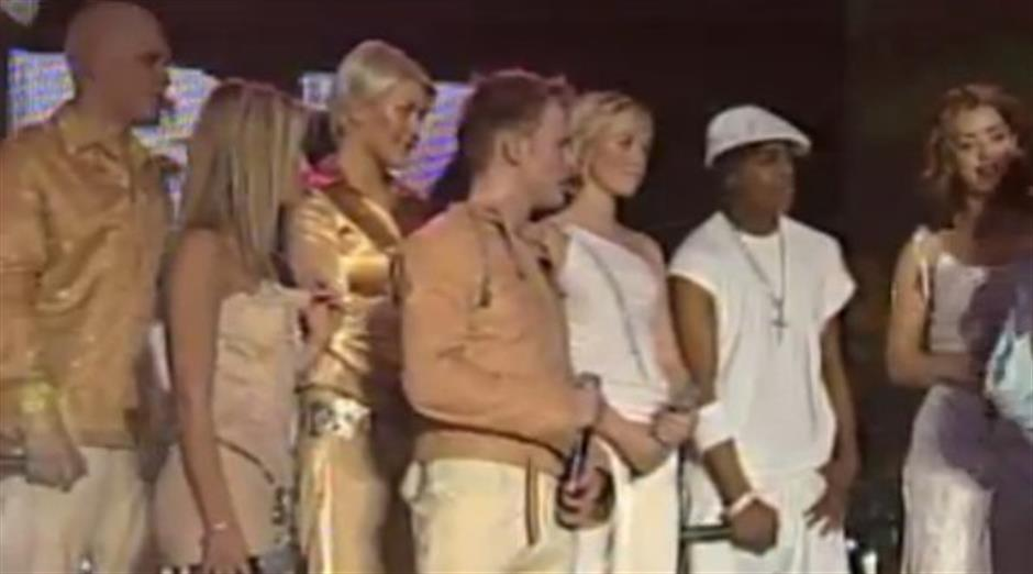 2002 - British Single - S Club 7