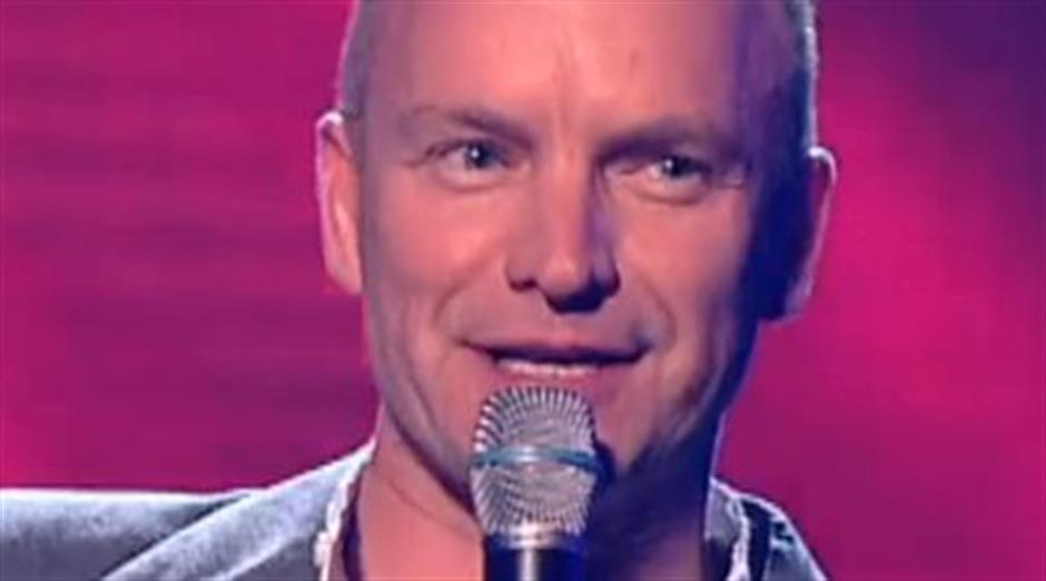 2002 - Outstanding Contribution - Sting
