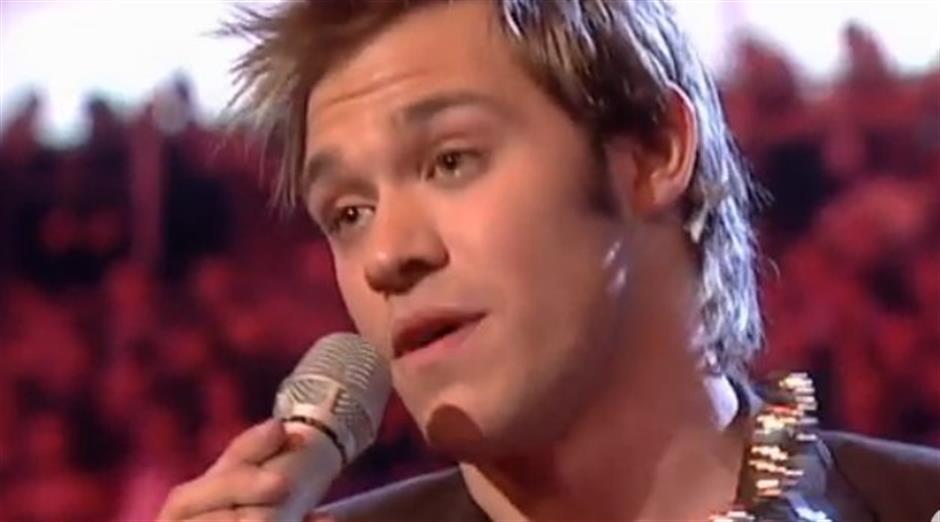 2003 - Best British Breakthrough - Will Young