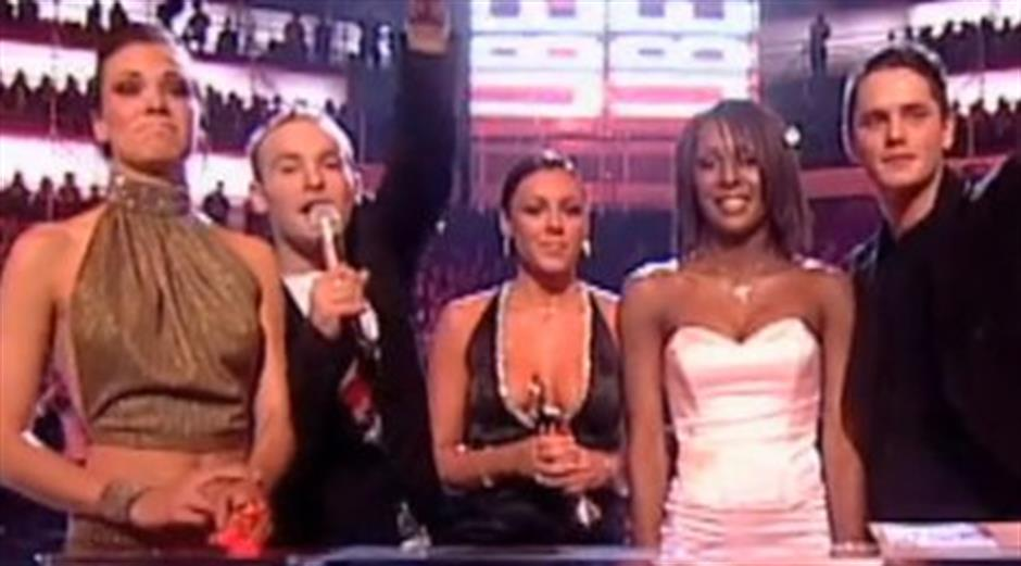 2003 - Best British Single - Liberty X