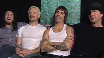 2003 - Best International Group - Red Hot Chili Peppers