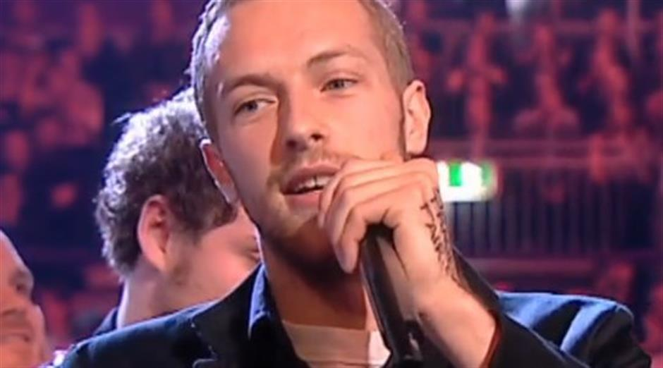 2003 - Best British Group - Coldplay