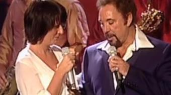 2003 - Outstanding Contribution to Music Award - Tom Jones