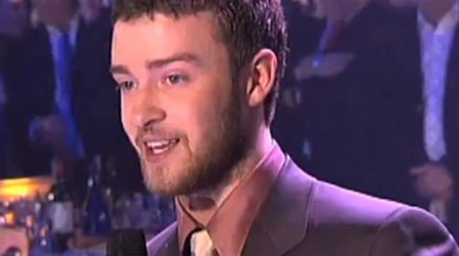 2004 - International Album - Justin Timberlake