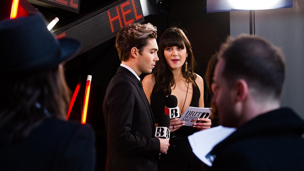 Lilah Parsons and George Shelley