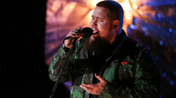 Rag'n'Bone Man Live at Abbey Road