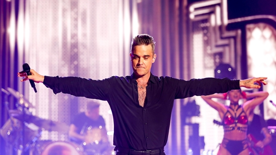 Robbie Williams joins BRITs lineup