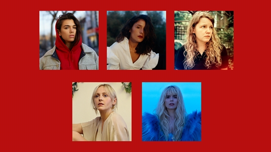 2018 Brit Award British Female Nominees